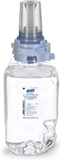 PURELL Advanced Hand Sanitizer Foam, 700 mL Luxurious Foam Hand Sanitizer Refill for PURELL ADX-7 Push-Style Dispenser (Pack of 4) - 8705-04