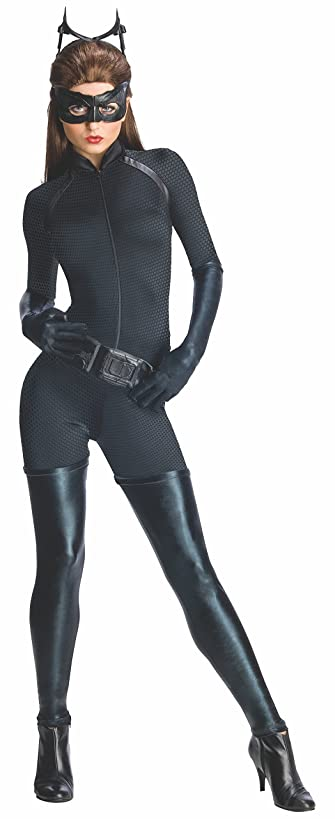 Secret Wishes Women's Dark Knight Rises Adult Catwoman Costume
