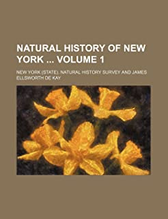 Natural History of New York Volume 1
