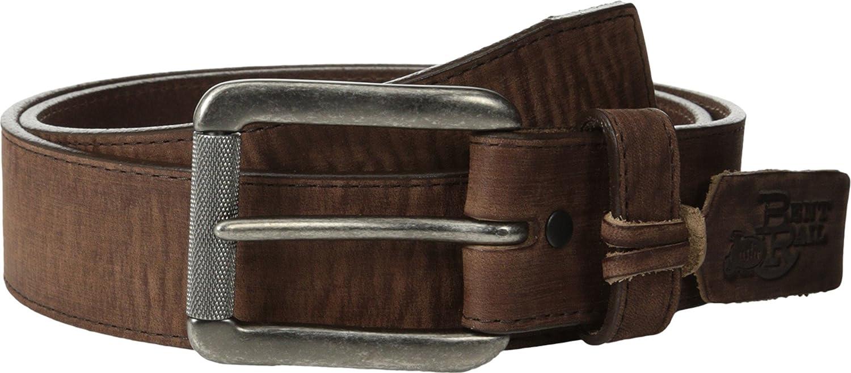 Justin Men's Bomber Belt Brown Belt 38