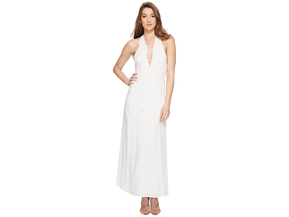 Show Me Your Mumu Voyage Maxi Dress (Multicolored Embroidery) Women