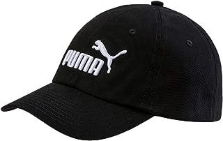 PUMA Boy's ESS Cap Jr No.1, Black 01, Youth