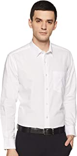 Amazon Brand - Arthur Harvey Men's Regular Fit Shirt