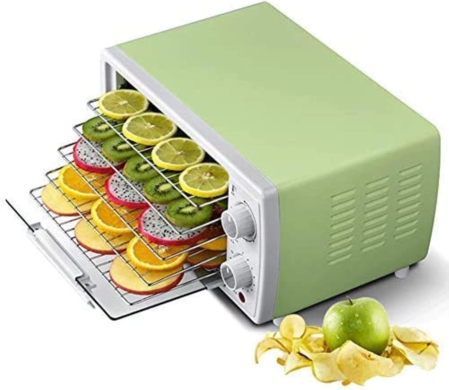Food Dehydrator Machine Over Heat Bargain Don't miss the campaign Protection 5 Stainless Steel