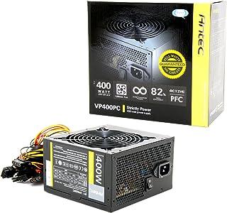 Antec VP 400 PC Unidad de - Fuente de alimentación (400 W, 230 V, 47-63 Hz, 4 A, Activo, 120 W)