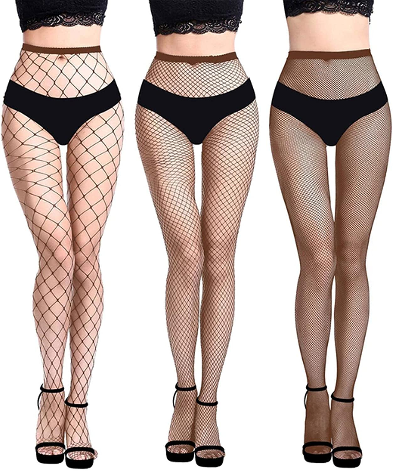 12 Candy Colors Transparent Hollow Out Pantyhose Tights Womens Sexy Mesh Fishnet Stretch Black Stockings Club Party Hosiery