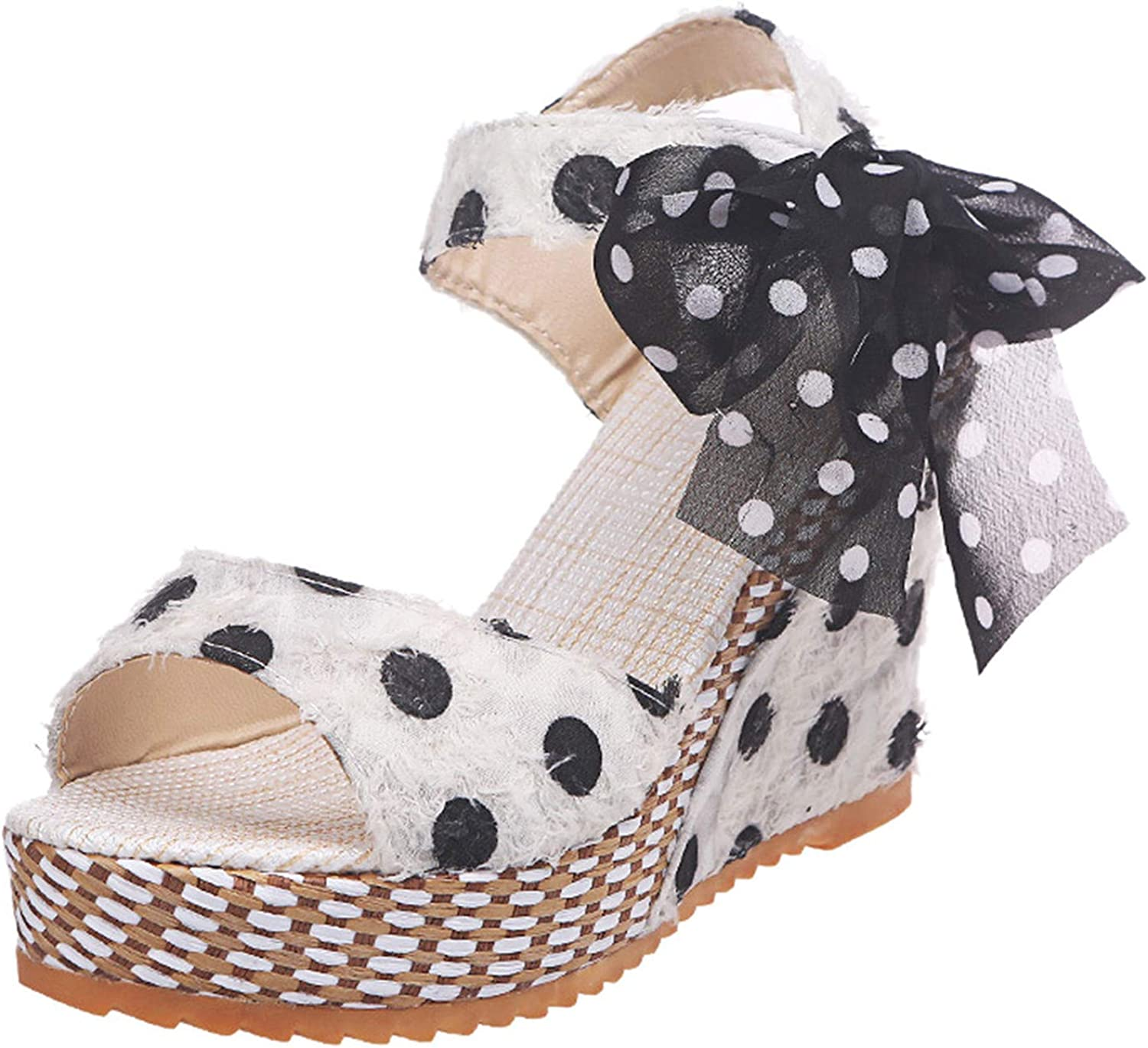 Wedges Sandals for Women Platform Ranking Luxury TOP18 Summer Dressy D Fashion Casual