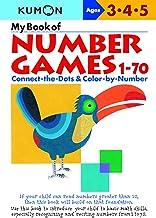 My Book Of Number Games 1-70 (Kumon Workbooks)