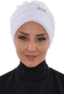 Instant Turban Chiffon Scarf Head Wrap Lightweight Cancer Chemo Headwear