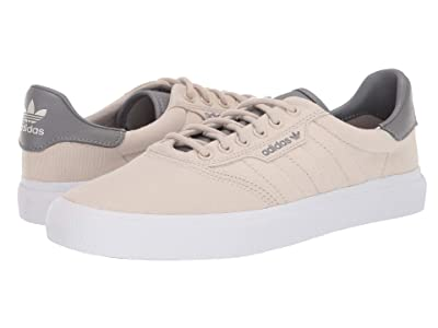 adidas Skateboarding 3MC (Clear Brown/Grey Three F17/Footwear White) Men