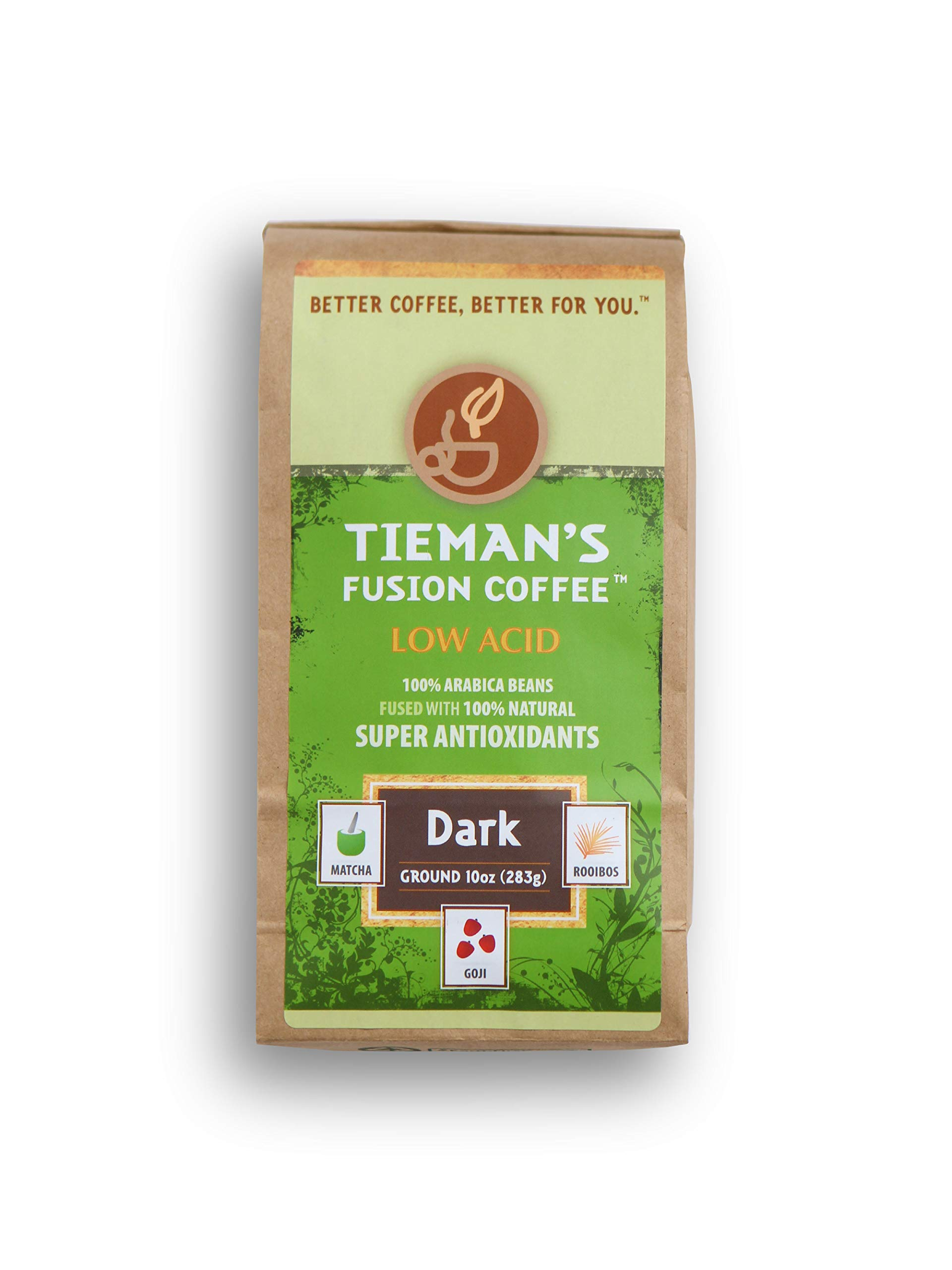 Tieman's Fusion Coffee