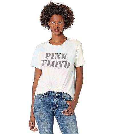 Lucky Brand Pink Floyd Tie-Dye Boyfriend