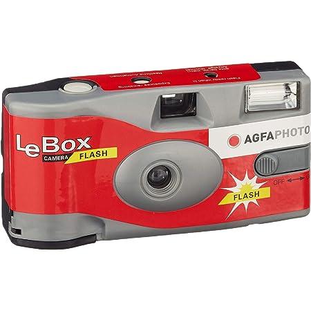 Amazon.com : Agfa Photo 601020 LeBox 400 27 Camera Flash : Point And Shoot Digital Cameras : Camera & Photo