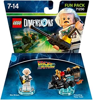 LEGO Dimensions - Back To The Future, Doc Brown