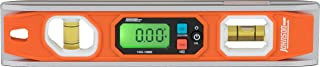 "Johnson Level & Tool 1435-1000D 10"" Magnetic Programmable Digital Torpedo Level"
