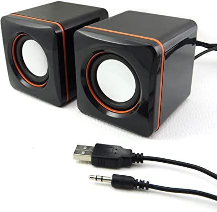 Incutex PC Multi Media Mini Sound Station Audio Boxe Speakers Sound System Laptop Altoparlante - Trova i prezzi più bassi