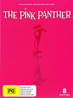 Pink Panther Complete Collection [8 Disc] (DVD)