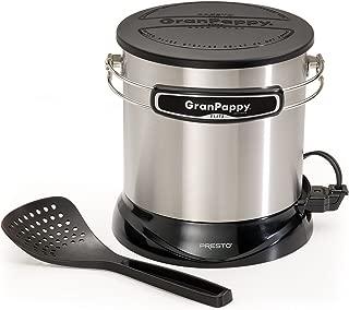 Presto Gran Pappy Elite Electric Deep Fryer