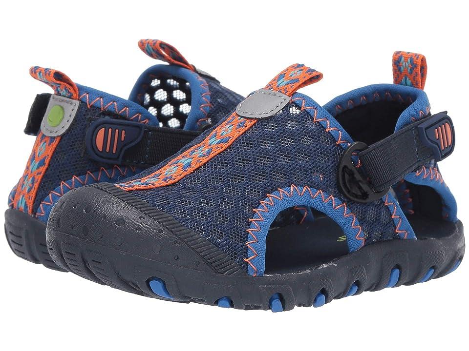 Western Chief Kids Rainer (Toddler/Little Kid/Big Kid) (Navy) Kids Shoes