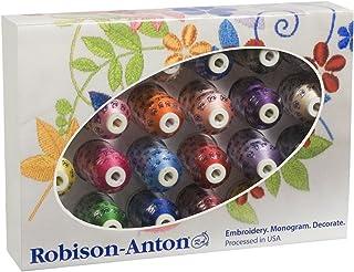 Robison-Anton Rayon Top Embroidery Thread Set