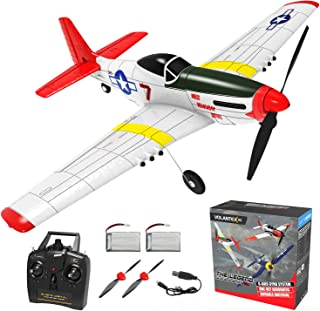 Sponsored Ad - Remote Control Aircraft Plane, RC Plane with 3 Modes That Easy to Control, One-Key U-Turn Easy Control for ...