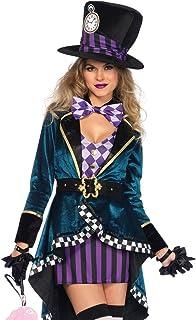 11c2cee5140 Leg Avenue Women s Sexy Mad Hatter Costume