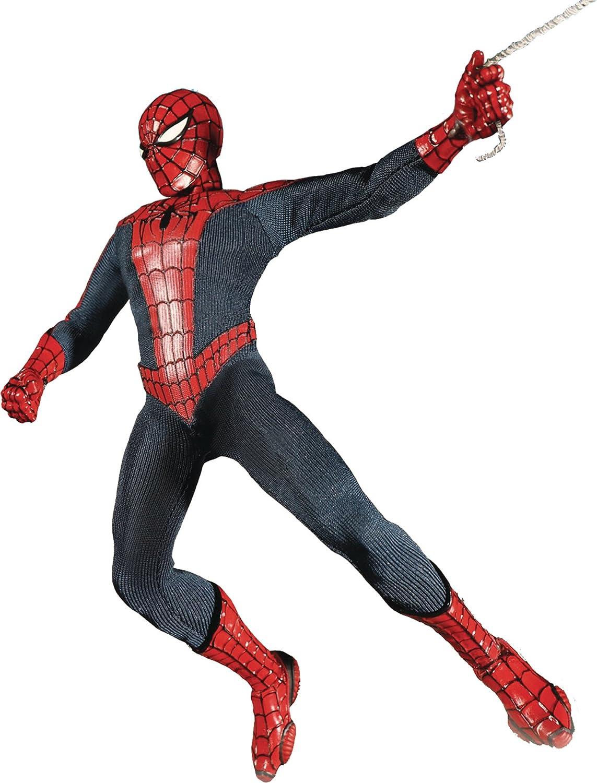 Mezco OCT169015 One 12 Collective  Marvel Spider-Man spiderman Action Figure, 7