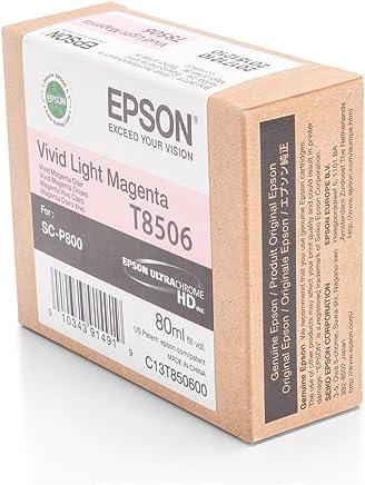 Epson T8506-C13T850600 Açık Kırmızı Orjinal Kartuş