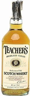 "Teacher""s Highland Cream 1980s"