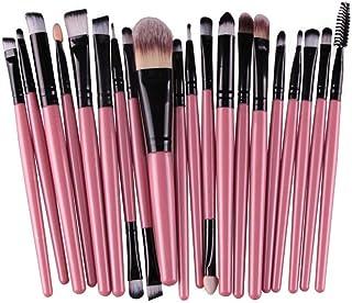 Clearance Deals Makeup Brush Set,ZYooh 2018 Professional Fashion 20pcs Make up Brushes Kits Cosmetic tools Kit Valentine Gift (C)