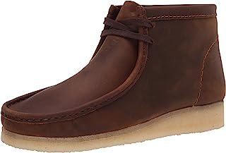 حذاء تشوكا Wallabee رجالي من Clarks
