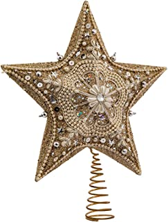 Best glass star christmas decorations Reviews