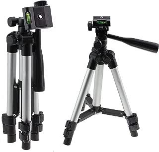 Navitech Lightweight Aluminium DSLR Camera Tripod Compatible The Panasonic Lumix DMC-TZ81