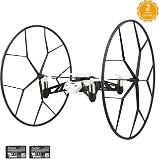 Best parrot drone rolling spider Reviews