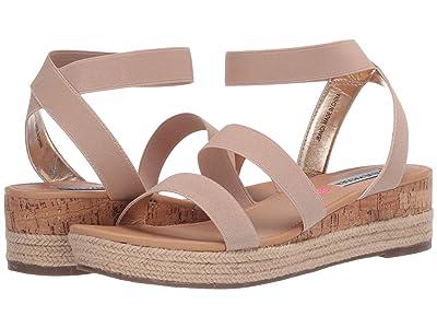 Steve Madden Kids Bandi (Little Kid/Big Kid) (Natural) Girls Shoes