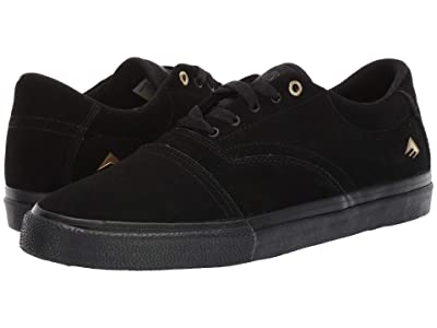 Emerica Provider (Black/Black/Gum) Men
