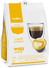 Cápsulas de Café Gimoka Caffè Lungo, Compatível com