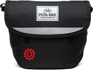 POTA BIKE(ポタバイク) シンプルフロントバッグ for ミニベロ