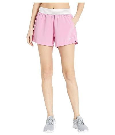 Nike Flex Shorts 4 Essential (Magic Flamingo/White) Women