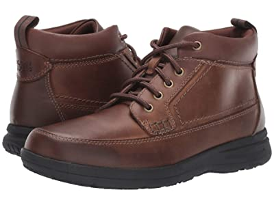Nunn Bush Cam Moc Toe Boot (Brown CH) Men