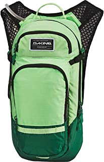 Dakine Men's Session 12L Bike Hydration Backpack, Summer Green, Fire, One Size