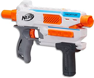 Nerf Modulus - Mediator Blaster - inc 6 Elite Darts and Clip - Kids Toys & Outdoor Games - Ages 8+
