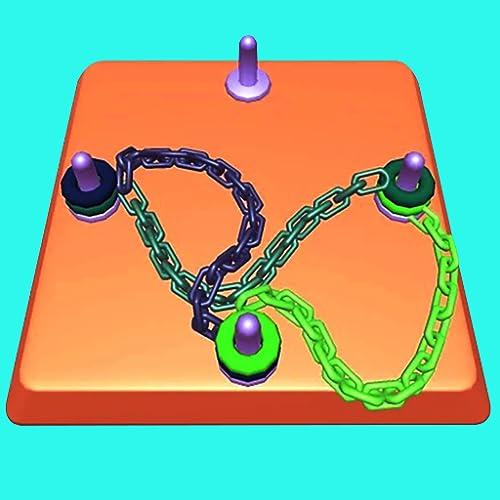 Merge Chain Knots