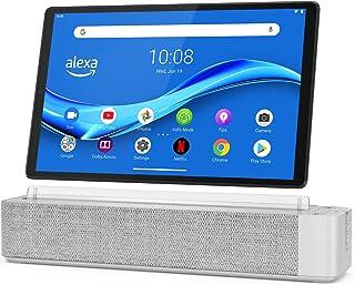 Lenovo Smart Tab M10 FHD 2nd Gen With Alexa Built-In, 10.3 Inch FHD, 4GB RAM 64GB eMMC, Android 9, Platinum Grey, ZA6M0031AU