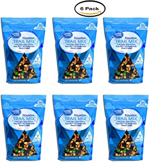 PACK OF 6 - Great Value Mountain Trail Mix, 26 Oz