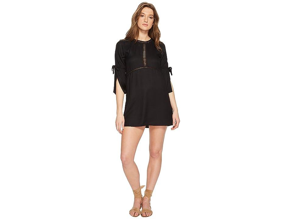 Amuse Society On the Go Dress (Black) Women