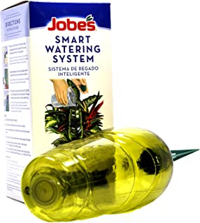 Jobe's Smart Watering System, Keeps Plants Watered Up to 3 Weeks (Automatic Watering System Perfect for Vacation Plant Watering)