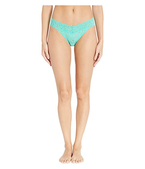9ace67141 Hanky Panky Signature Lace Original Rise Thong at Zappos.com