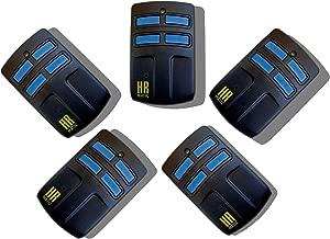Mando de Garaje Universal HR Matic 2-Azul Claro