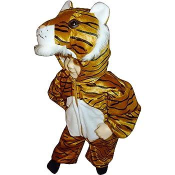 Ikumaal F14 Tamaño 2-3 años Disfraz de Tigre para los niños ...